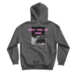 Smoke Tires Not Drugs Hoodie