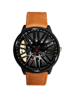 Black Rim Watch