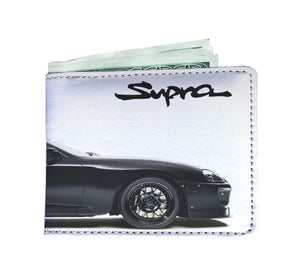 Black on Black Supra Wallet