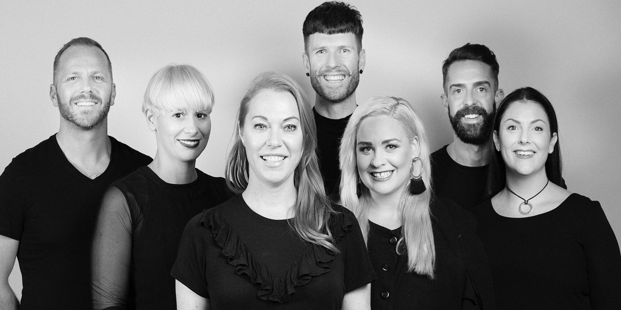 Carlton Hair Creative Team