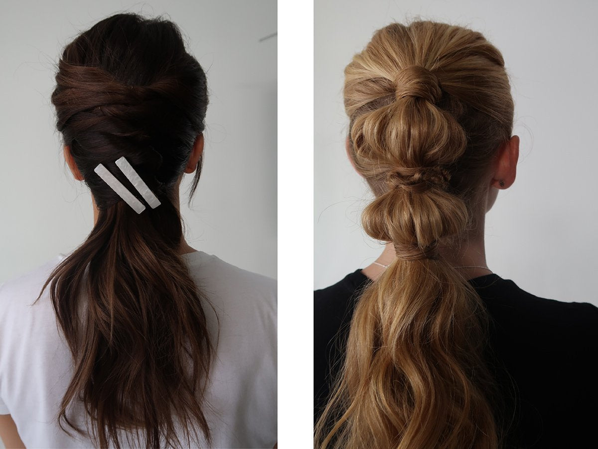 3 Simple Holiday Party Hair Tutorials