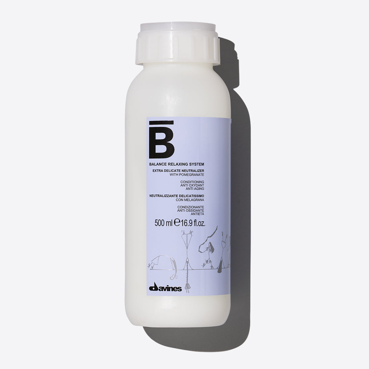 Extra Delicate Neutralizer 1  500 ml Davines