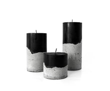 Load image into Gallery viewer, Concrete Candels Olivares Ovalle