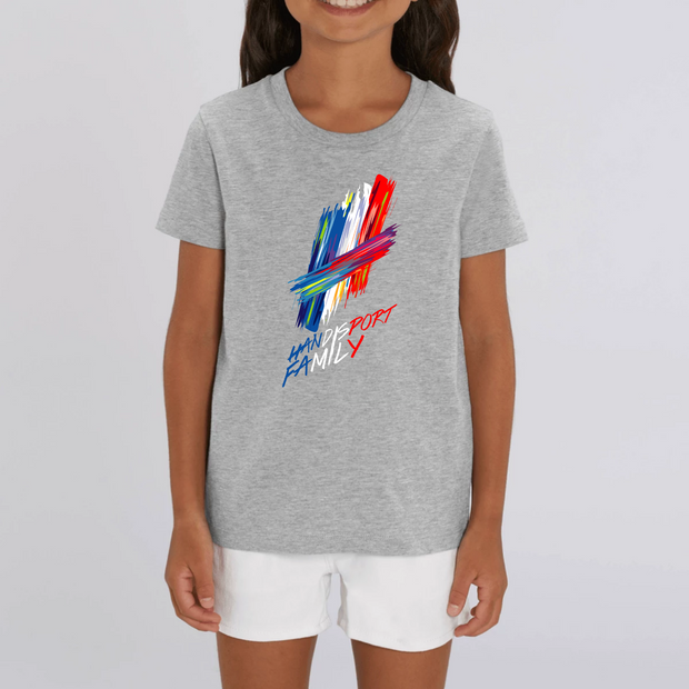 T-shirt enfant MC Handisport Family