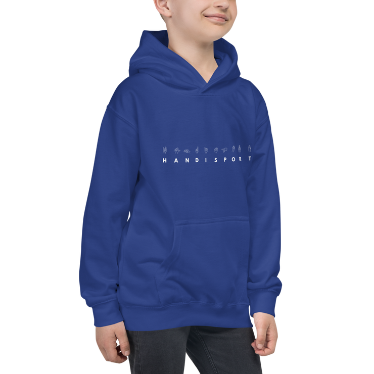 Sweat Junior Handisport