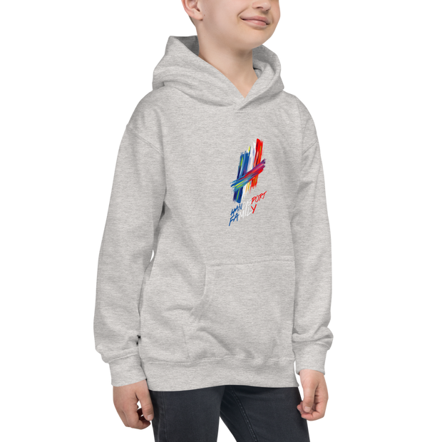 Sweat à capuche Enfant Handisport Family