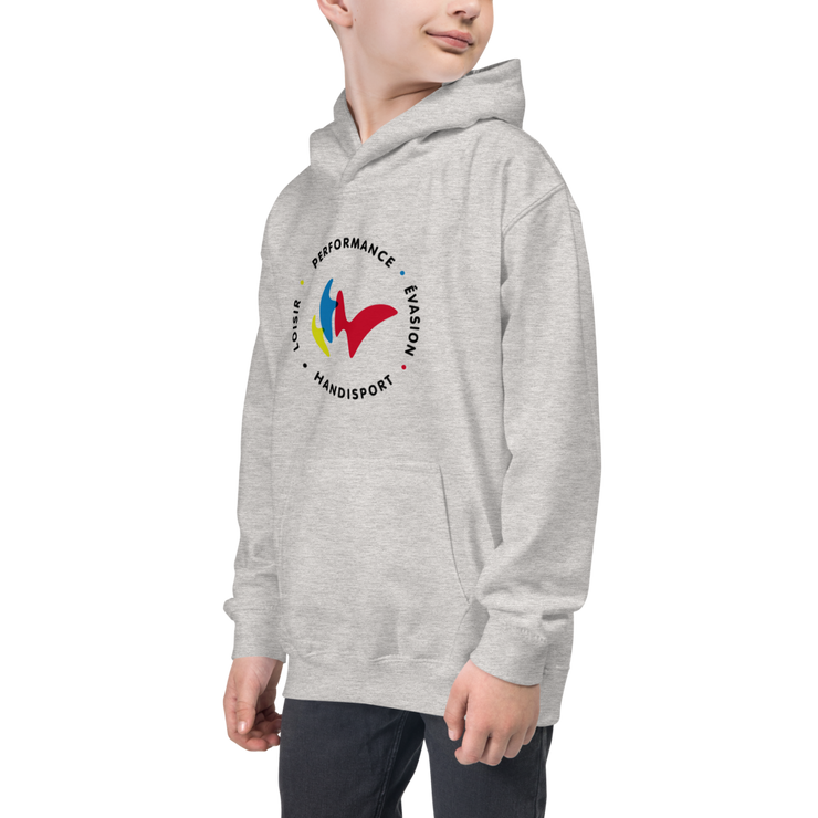 Sweat à capuche Junior FFHandisport