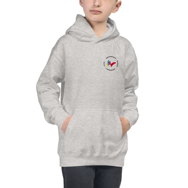 Sweat Junior Gris FFHandisport