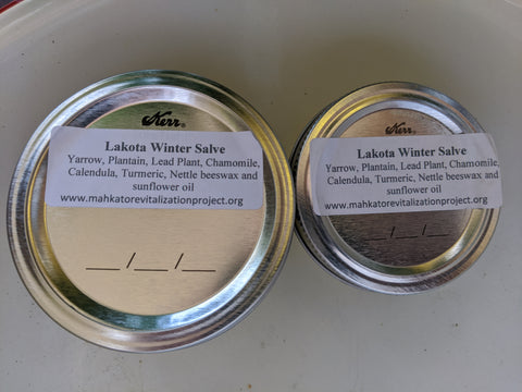 Winter Salve 4oz