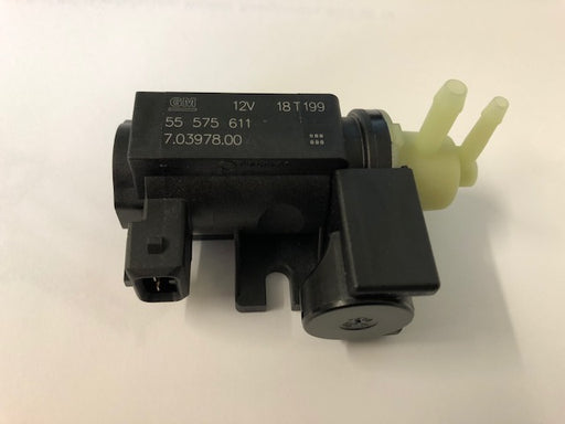 Vauxhall Astra J Insignia A 2.0 Diesel Turbo Boost Valve New OE Part 55575611