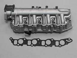 VAUXHALL - 1.9 16V  DIESEL INLET MANIFOLD WITH SWIRL FLAPS & GASKET. 55210201