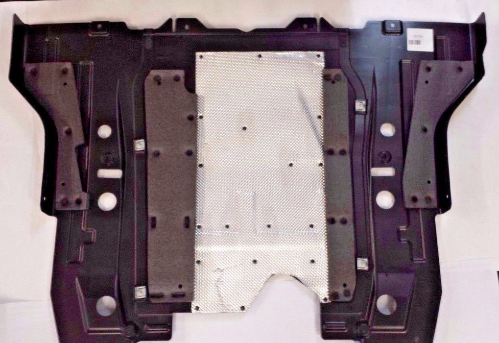GENUINE VAUXHALL ASTRA J 1.3 1.7 DIESEL ENGINE UNDER TRAY COVER GUARD 13277346