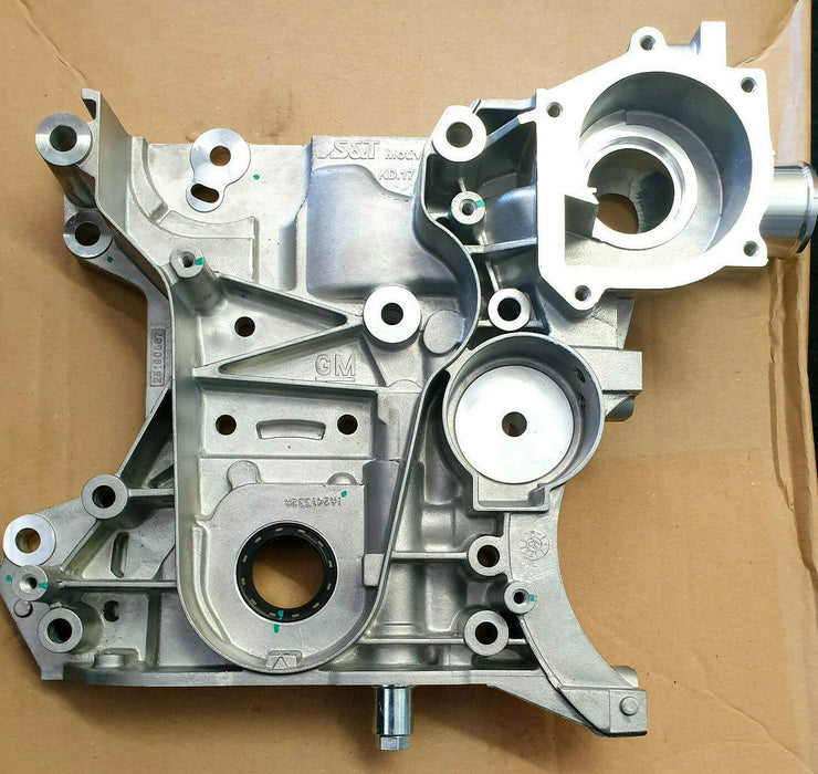Vauxhall Astra J Mokka Insignia Oil Pump Cover Bare Petrol New OE Part 25195118*