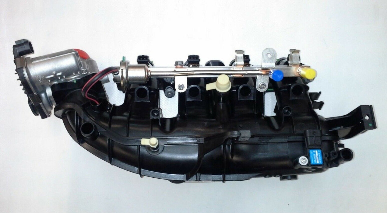 GENUINE VAUXHALL ASTRA J, ZAFIRA C ETC 1.4 INLET MANIFOLD COMPLETE NEW 25197573