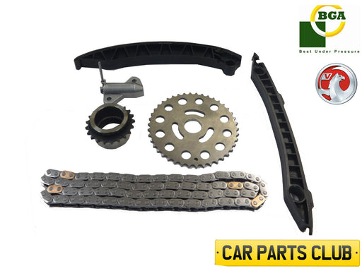 VAUXHALL VIVARO (2006-2014) 2.0 CDTI DIESEL TIMING CHAIN KIT 93161656. TC20110FK