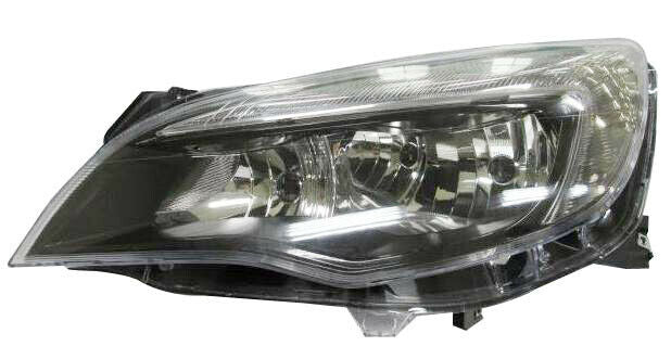 Vauxhall Astra J (2009-) N/S Front Headlight with Running Light New 13365292
