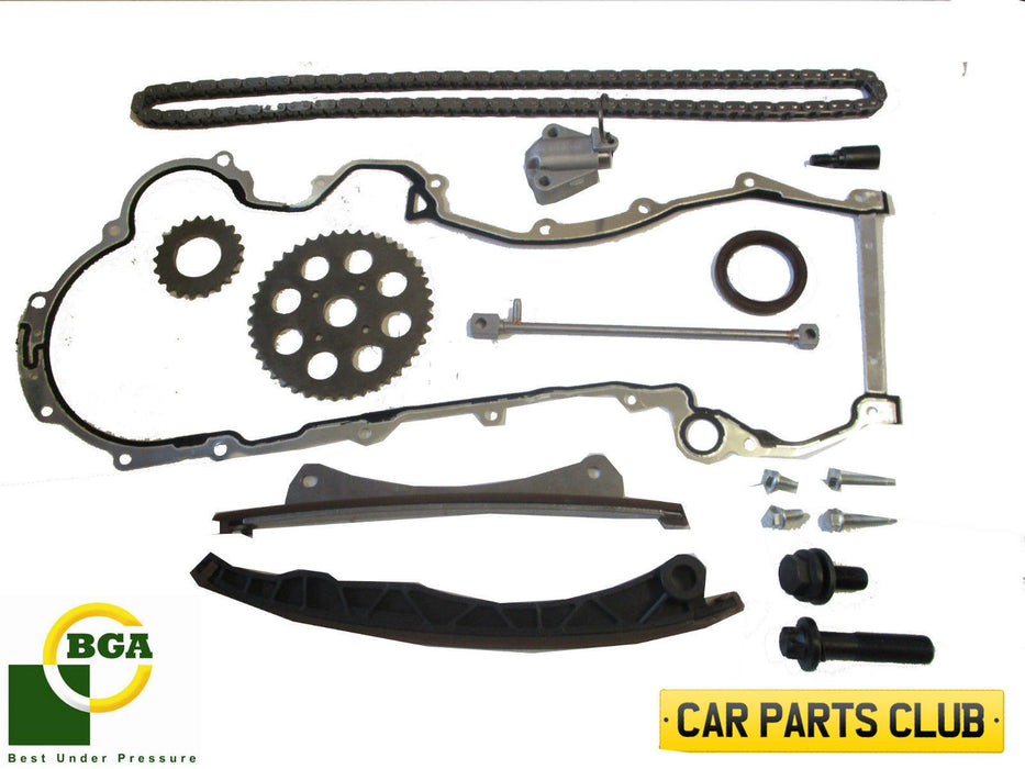 Alfa Ford Fiat Citroen Peugeot Suzuki 1.3 Diesel Full Timing Chain Kit BGA