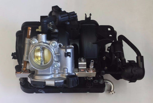 VAUXHALL CORSA A10XEP INLET MANIFOLD, THROTTLE BODY, INJECTORS COMPLETE 55562247