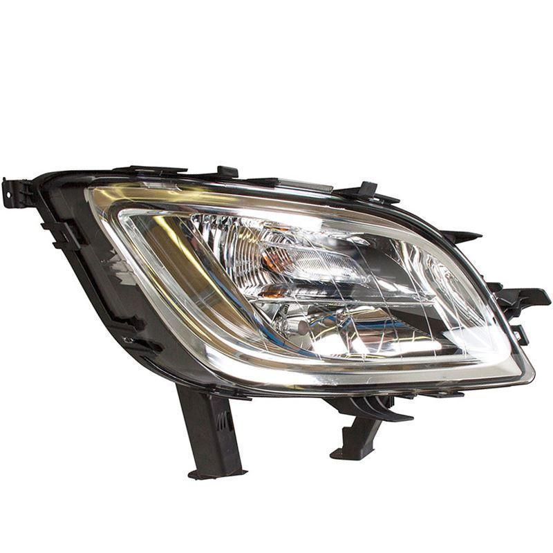 Vauxhall Astra J (2010-2013) 5 Door O/S Front Fog Light & Indicator New 13293619