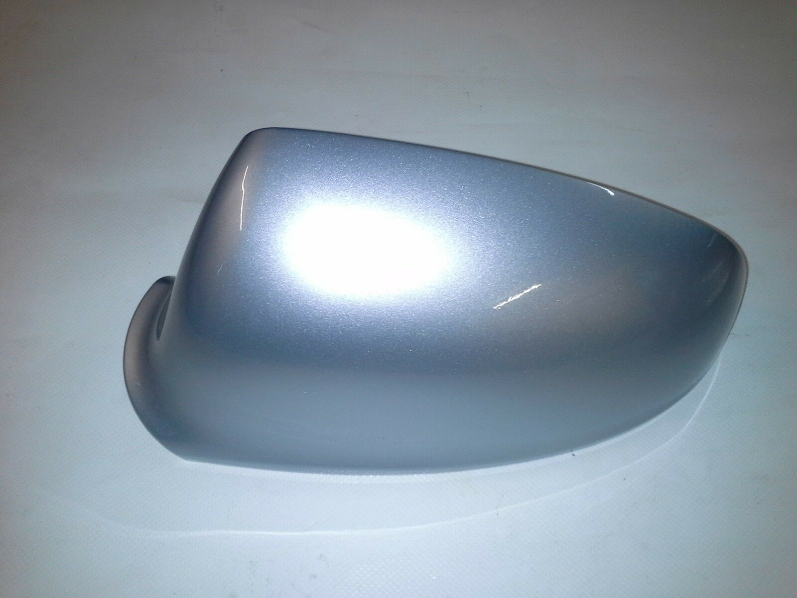 Vauxhall Astra J Passenger Side Magnetic Flip Chip Silver Door Wing Mirror Cover GWD