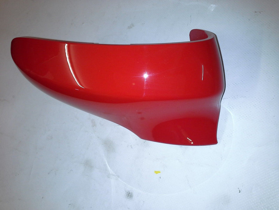 Vauxhall Zafira C Tourer O/S Door Mirror Cover Red GBH Code New OE Part 13300140