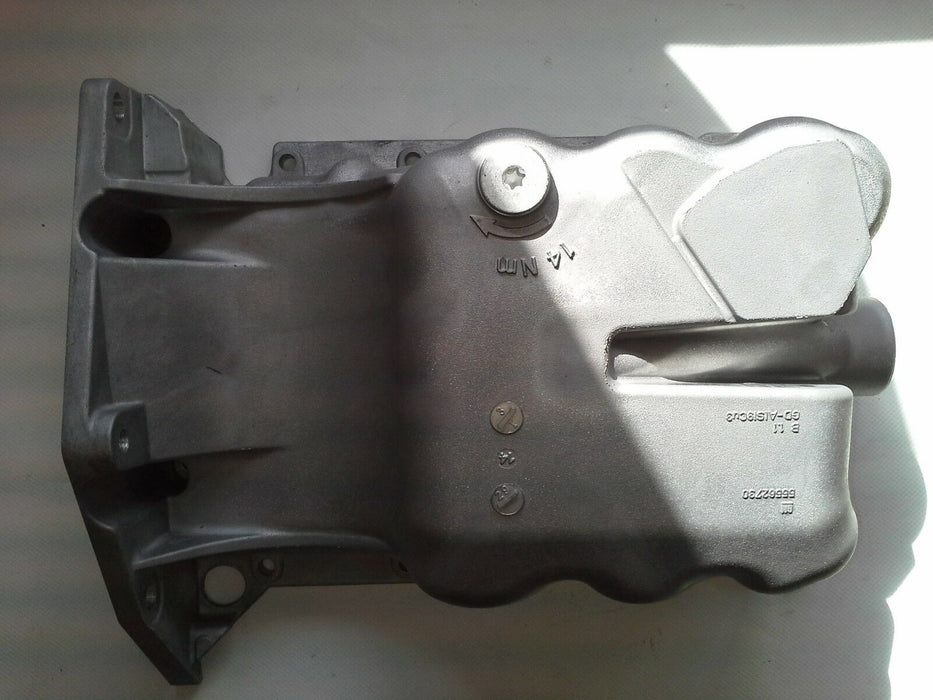 Vauxhall Corsa D A10XEP Aluminium Sump Oil Pan New OE Part 55562730