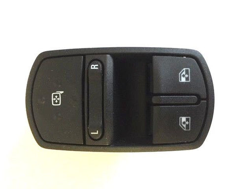 VAUXHALL CORSA E (2015-) O/S FRONT ELECTRIC WINDOW & MIRROR SWITCH 13430017 NEW