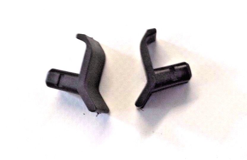 GENUINE VAUXHALL ZAFIRA 3RD ROW REAR SEAT GRAB HANDLE PAIR CLIPS 13178813 NEW