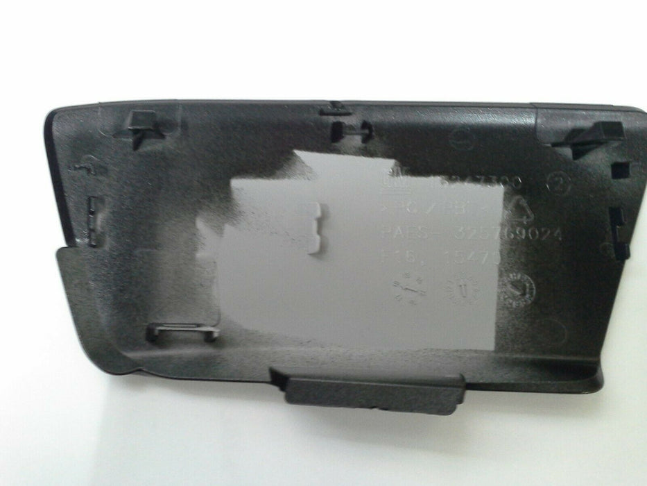 Vauxhall Zafira B Front Toe Eye Cover Black Paint Code GAR New OE Part 13247300