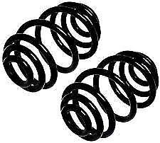GENUINE VAUXHALL ASTRA H  LOWERED SPORT CHASSIS REAR SPRINGS PAIR NEW 93178632