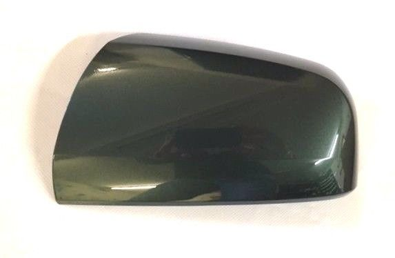 VAUXHALL ZAFIRA B (2009- ) N/S DOOR MIRROR COVER PAINTED MYTH GREEN 30K  NEW