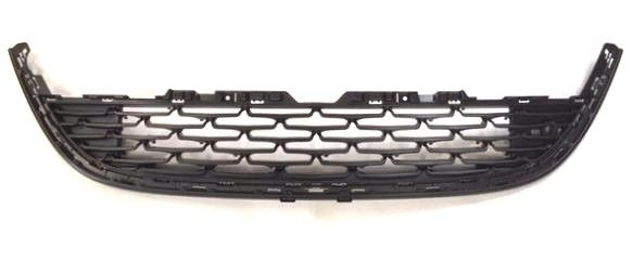 VAUXHALL ASTRA J 5 DOOR FRONT LOWER BUMPER GRILLE LATER MODELS 13387326 NEW