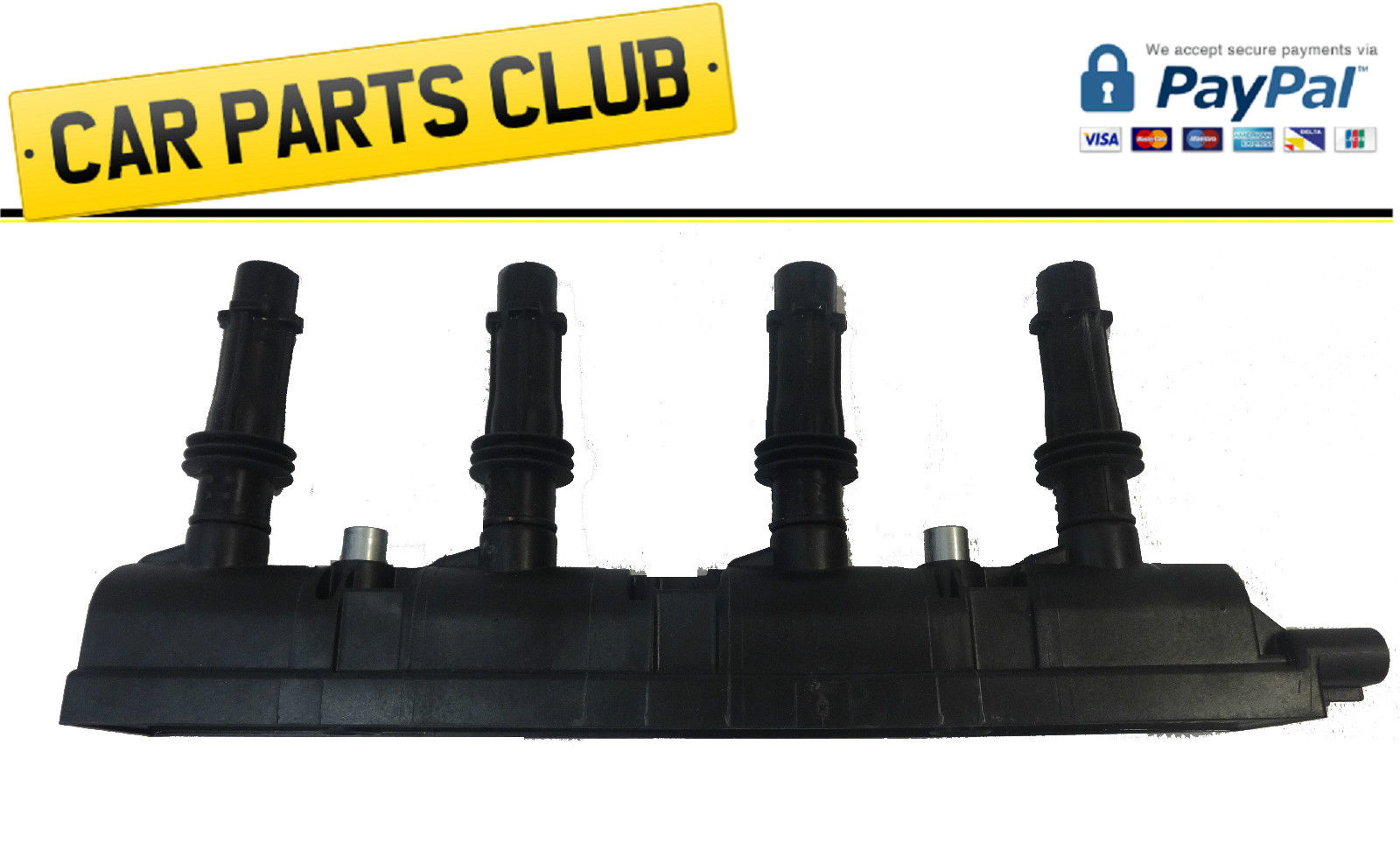 CHEVROLET AVEO CRUZE ORLANDO  VOLT 1.2 1.4 PETROL IGNITION COIL PACK 55595499
