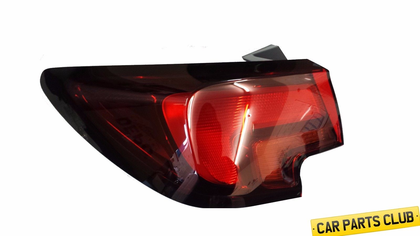 Vauxhall Astra K Hatchback Passenger Side Outer Rear Light New OE Part 39015943