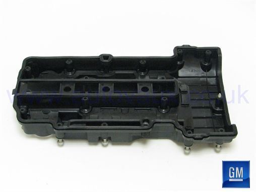 GENUINE VAUXHALL A12XER, A14XER ETC CYLINDER HEAD ROCKER COVER  NEW. 25198877. 55573746