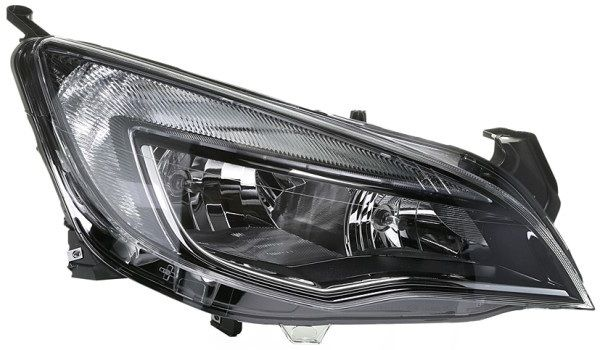 GENUINE VAUXHALL ASTRA J O/S FRONT HEADLIGHT WITH RUNNING LIGHT 13371598 NEW