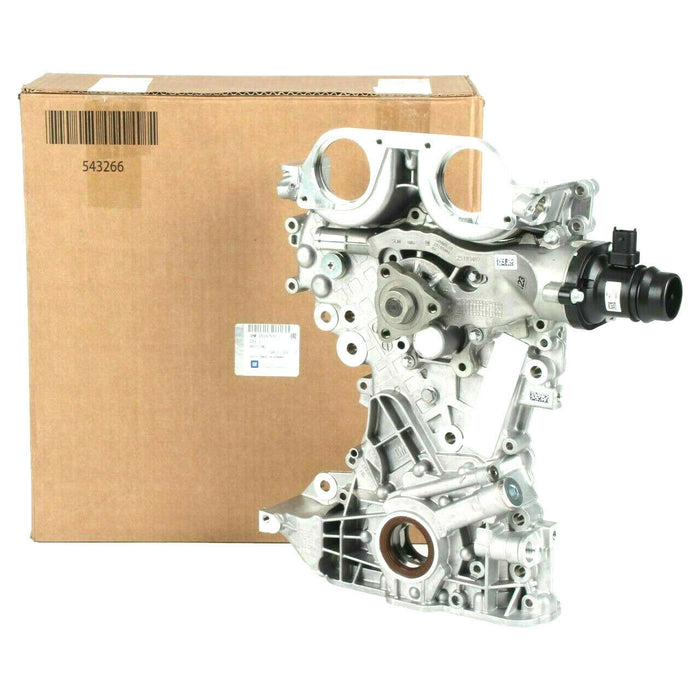 Vauxhall Astra Corsa E Adam Complete 1.4 Oil Pump with Cover New OE Part 25199424*