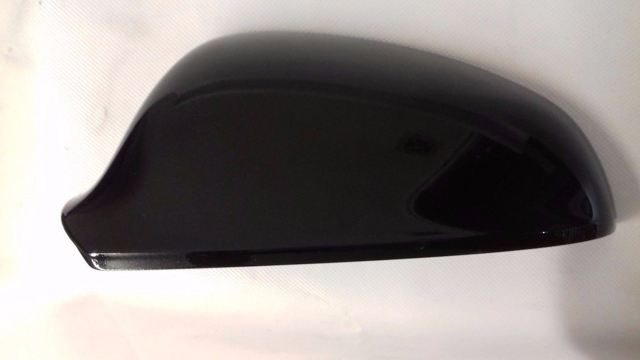 VAUXHALL ASTRA J N/S PASSENGER SIDE DOOR WING MIRROR COVER  GB9 MINERAL BLACK