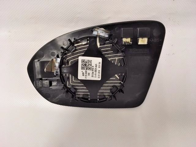 Vauxhall Astra K O/S Door Mirror Glass Inc Blind Spot Alert New OE Part 13396535