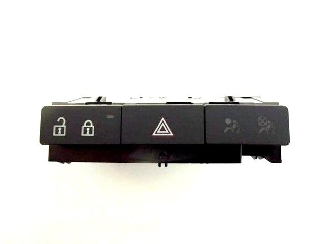 VAUXHALL MERIVA B (2010- ) HAZARD WARNING SWITCH BLACK NEW IDENT TJ 13287826