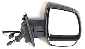 FIAT DOBLO (2010- ) DRIVERS O/S MANUAL DOOR MIRROR WITH INDICATOR 95511499