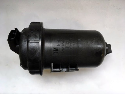 GENUINE VAUXHALL ASTRA H, ZAFIRA B 1.9 DIESEL FUEL FILTER HOUSING 13204107 NEW