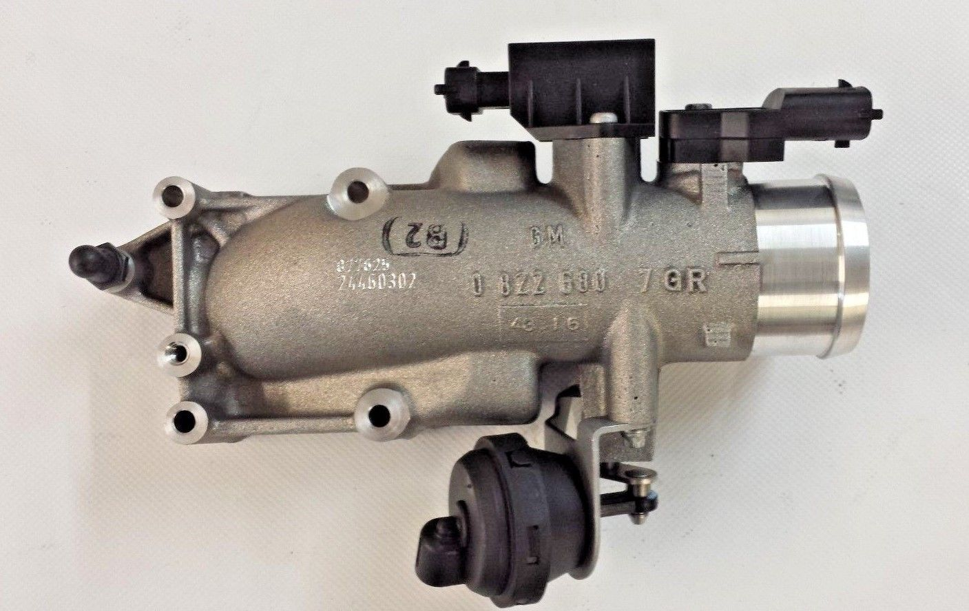 GENUINE VAUXHALL VECTRA SIGNUM 2.0 2.2 DIESEL UPPER INDUCTION MANIFOLD 24460302