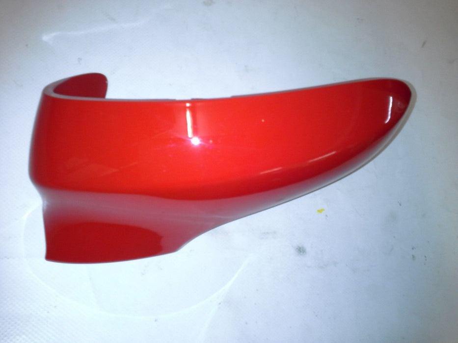 GENUINE VAUXHALL ZAFIRA C TOURER N/S DOOR MIRROR  COVER  RED GBH CODE NEW