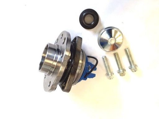 VAUXHALL ASTRA ZAFIRA 1.9 DTH, 2.0 VXR FRONT HUB WHEEL BEARING KIT NEW 93186389