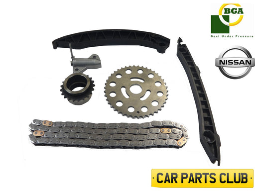 NISSAN PRIMASTAR (2006+ ) 2.0 CDTI DIESEL M9R ENGINE TIMING CHAIN KIT 93161656