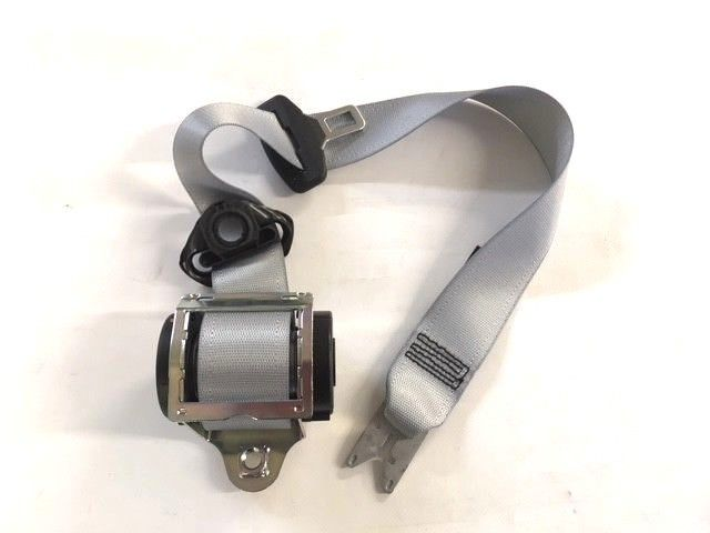 VAUXHALL CORSA D (2006- ) 5 DOOR N/S FRONT SEAT BELT COLOUR SILVER 13225281 NEW