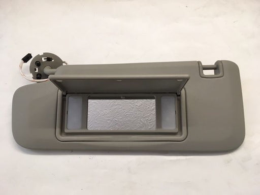 GENUINE VAUXHALL ASTRA J (2010-2016) PASSENGER SIDE SUN VISOR GREY 13370797 NEW
