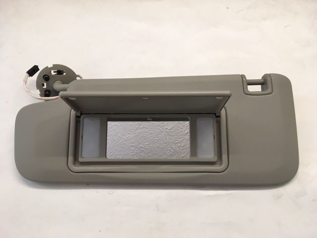 PASSENGER SIDE SUN VISOR GREY 13370797 NEW GENUINE VAUXHALL ASTRA J 2010-2016