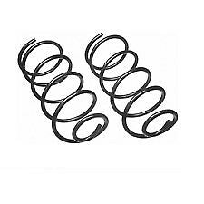 GENUINE VAUXHALL ASTRA H FRONT SPRINGS (PAIR) STANDARD NEW IDENT BR 93182179
